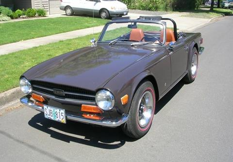 1972 Triumph TR6 for sale in Calabasas, CA