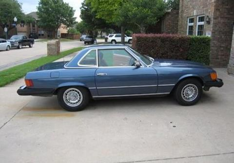 1984 Mercedes-Benz 380-Class for sale in Calabasas, CA
