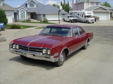 1966 Oldsmobile Delta Eighty-Eight for sale in Calabasas, CA