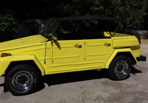 1974 Volkswagen Thing for sale in Calabasas, CA