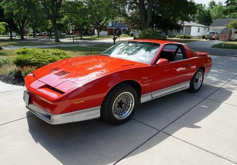 1989 Pontiac Firebird for sale in Calabasas, CA