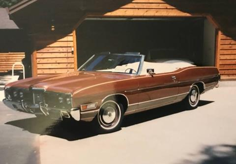 1972 Ford LTD for sale in Calabasas, CA