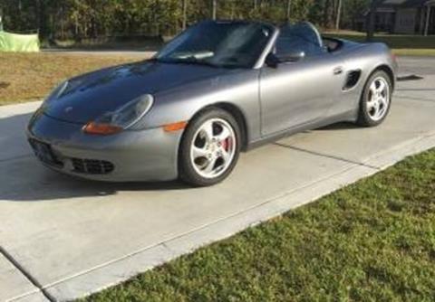 2002 Porsche Boxster for sale in Calabasas, CA