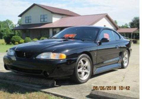 Ford Mustang Svt Cobra For Sale In California Carsforsale Com