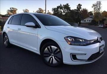 2015 Volkswagen e-Golf for sale in Calabasas, CA