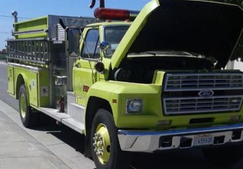 1985 Ford F-700 for sale in Calabasas, CA