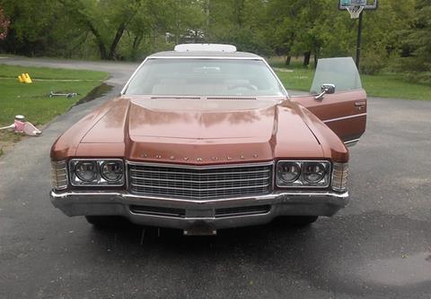 1971 Chevrolet Impala for sale in Calabasas, CA