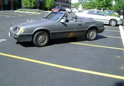 1985 Ford Mustang for sale in Calabasas, CA