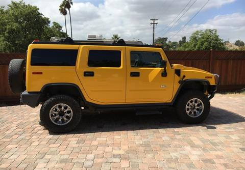 2003 HUMMER H2 for sale in Calabasas, CA
