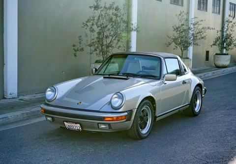 1989 Porsche 911 for sale in Calabasas, CA