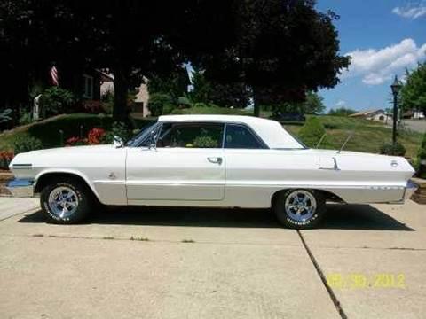 1963 chevrolet impala for sale in calabasas ca. Black Bedroom Furniture Sets. Home Design Ideas