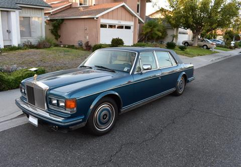 1983 Rolls-Royce Silver Spur for sale in Calabasas, CA