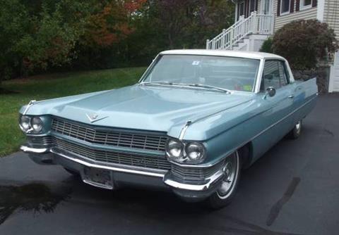 1964 Cadillac DeVille For Sale - Carsforsale.com®