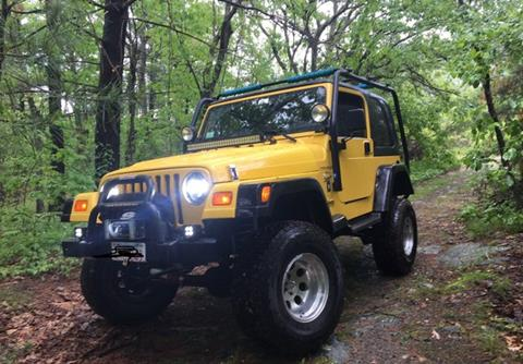 2000 Jeep Wrangler for sale in Calabasas, CA