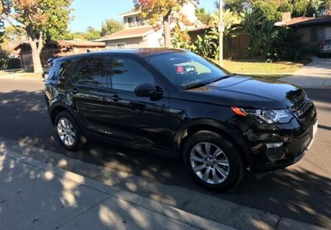 2016 Land Rover Discovery Sport for sale in Calabasas, CA