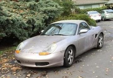2001 Porsche Boxster for sale in Calabasas, CA