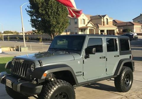 2014 Jeep Wrangler Unlimited for sale in Calabasas, CA