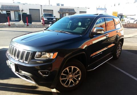2016 Jeep Grand Cherokee for sale in Calabasas, CA