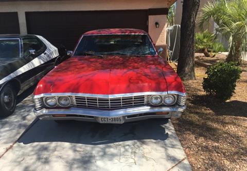 1967 Chevrolet Biscayne for sale in Calabasas, CA