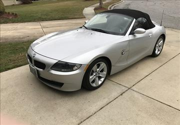 2007 BMW Z4 for sale in Calabasas, CA