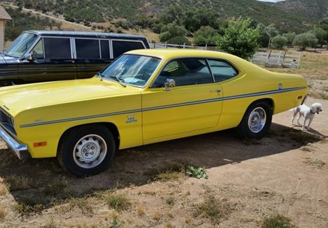 1970 Plymouth Duster for sale in Calabasas, CA