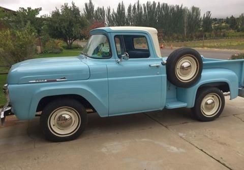 1957 Ford F-150 for sale in Calabasas, CA