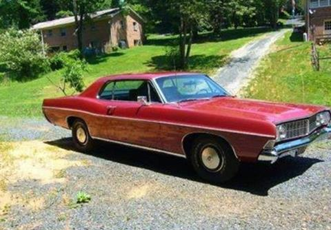 1968 Ford Galaxie For Sale Carsforsale Com