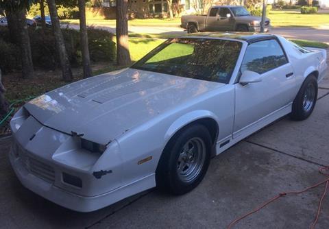 1985 Chevrolet Camaro for sale in Calabasas, CA