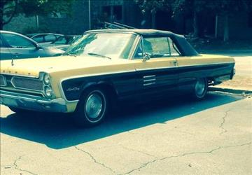 1966 Plymouth Sport Fury for sale in Calabasas, CA