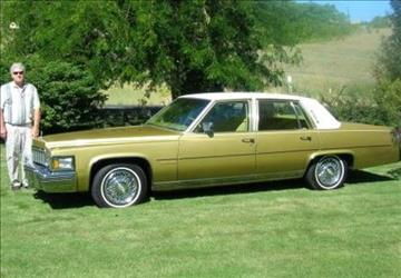Cadillac Fleetwood Brougham For Sale  Carsforsalecom