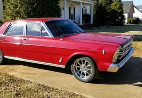 1966 Ford Galaxie 500 for sale in Calabasas, CA