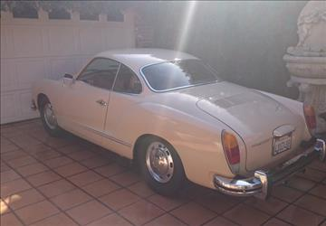 1974 Volkswagen Karmann Ghia for sale in Calabasas, CA