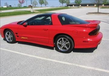 2000 Pontiac Firebird for sale in Calabasas, CA