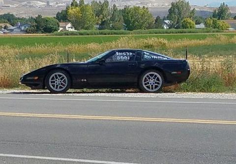 1996 Chevrolet Corvette for sale in Calabasas, CA