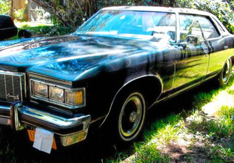 1976 Pontiac Bonneville for sale in Calabasas, CA