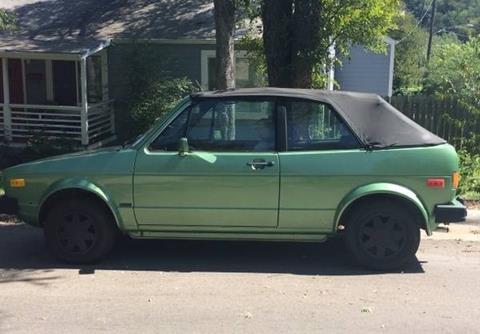 Volkswagen Cabriolet For Sale - Carsforsale.com®