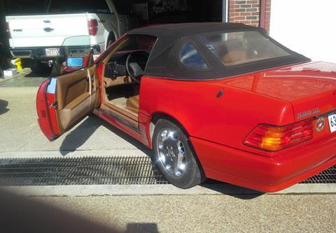 1992 Mercedes-Benz 500-Class for sale in Calabasas, CA