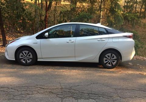 2016 Toyota Prius for sale in Calabasas, CA