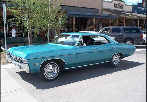 1968 Chevrolet Impala for sale in Calabasas, CA