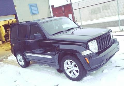 2012 Jeep Liberty for sale in Calabasas, CA