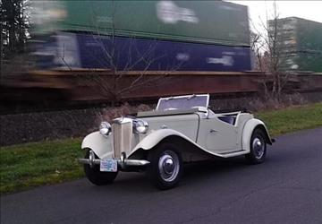 1950 MG TD for sale in Calabasas, CA