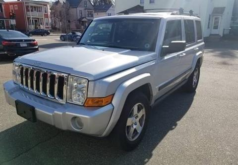 2009 Jeep Commander for sale in Calabasas, CA
