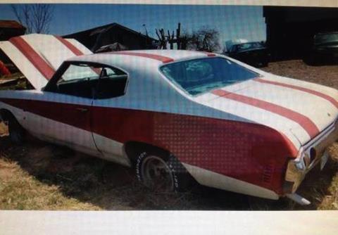 1971 Chevrolet Malibu for sale in Calabasas, CA