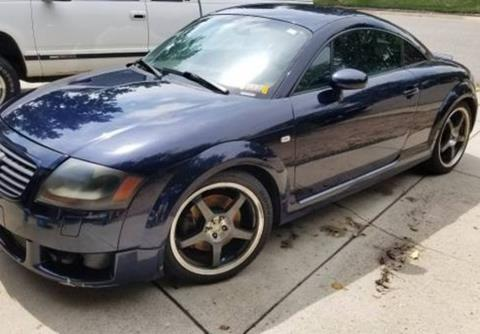 2002 Audi TT for sale in Calabasas, CA