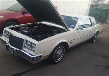 1984 Buick Riviera for sale in Calabasas, CA