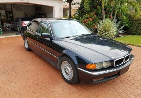 2000 BMW 7 Series for sale in Calabasas, CA