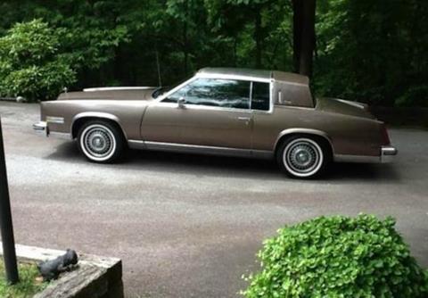 1984 Cadillac Eldorado for sale in Calabasas, CA