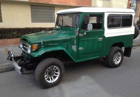 1980 Toyota Land Cruiser for sale in Calabasas, CA