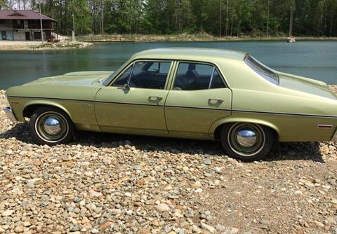1971 Chevrolet Nova for sale in Calabasas, CA