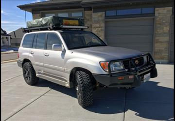 2000 Toyota Land Cruiser for sale in Calabasas, CA